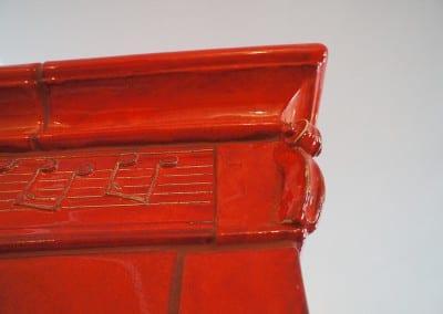Kachelofen - Keramik